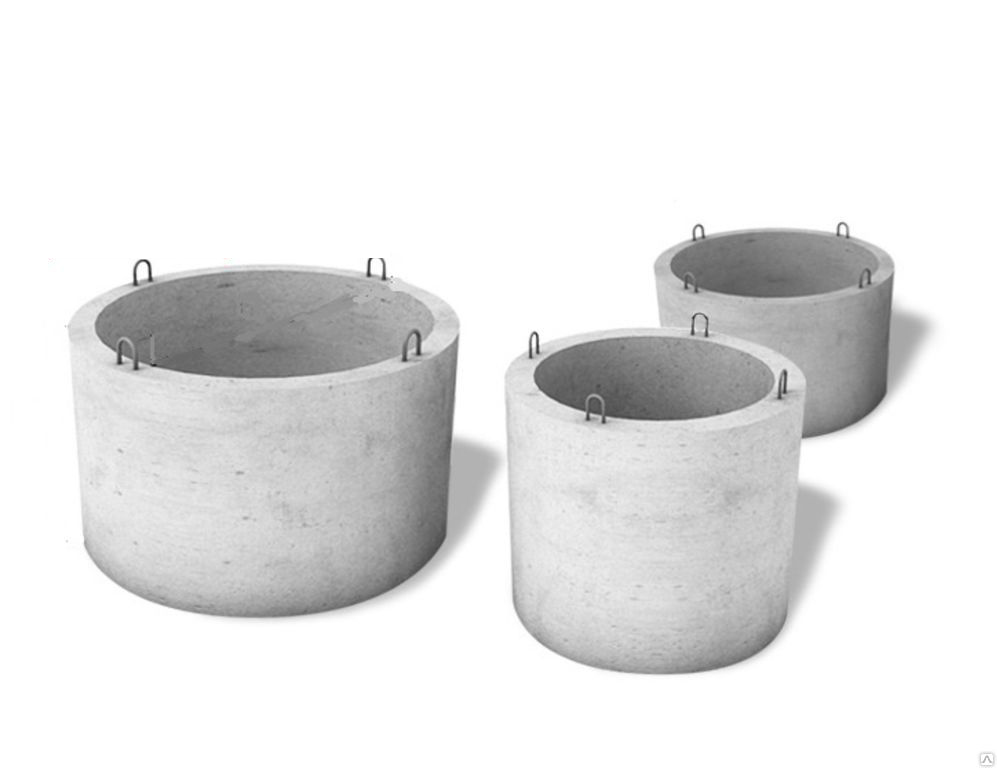Кольцо колодца КС 20-9 Стройматериалы кирпич, газосиликатные блоки, плиты перекрытия с доставкой в Гомель, Речицу, Мозырь, Жлобин - ТехноРейс